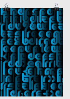 Twist - Font by Superfried on Behance