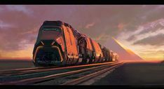 What is Steampunk? Futuristic City, Futuristic Design, Futuristic Architecture, Concept Ships, Concept Art, Cyberpunk, Sience Fiction, Future Transportation, Space Artwork