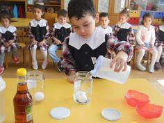 Sirkeli yumurta-Okul öncesi eğitim : MİNİ GÜNCE