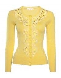 I have been lusting after this Alannah Hill cardie for ages and finally bought it yesterday, on sale! Long Sleeve Tops, Long Sleeve Shirts, Beige Shirt, Beige Top, Cashmere, Autumn Fashion, My Style, Sweaters, How To Wear