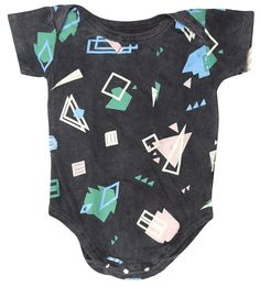 Zuttion - Onesie - Shapes - SALE Onesies, Shapes, Baby, Kids, Shopping, Clothes, Fashion, Young Children, Outfits