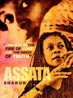 Poetry Inspiration: The Tradition By Assata Shakur
