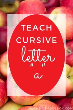 These handwriting tips can help teach kids how to write cursive a Second Grade Writing Prompts, Middle School Writing Prompts, Fourth Grade Writing, Cursive Handwriting, Letter Tracing, Handwriting Practice, Alphabet Letters, Teaching Letters