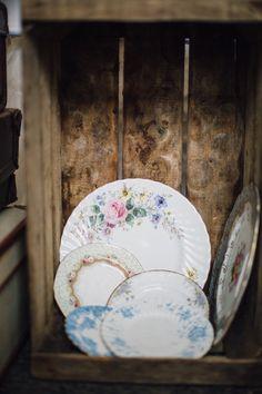 Vintage China:  Narrative Vintage  //  Image:  Rachel Hayton