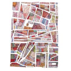 Nigel Peake 'Maps'