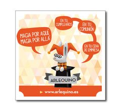 Arlequino | Erreurrutia My Works, Design, Company Dinner, Dinners