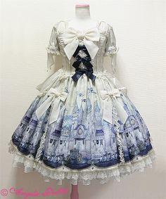 Angelic Pretty Castle Mirage Dress