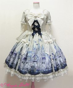 Angelic Pretty Castle Mirage Dress
