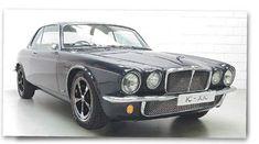 Jaguar XJC Restomod created by Hinckley-based Retropower Classic Motors, Classic Cars, American Racing, Mclaren F1, Dream Machine, Limited Slip Differential, Retro Cars, General Motors, Cutaway