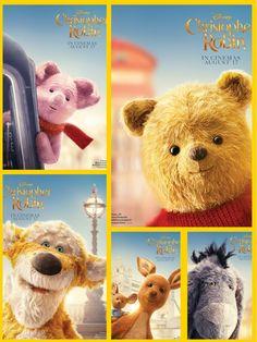 Disney's Christopher Robin — gimme this! Winne The Pooh, Winnie The Pooh Quotes, Winnie The Pooh Friends, Disney Winnie The Pooh, Walt Disney, Cute Disney, Disney Art, Disney Pixar, Eeyore