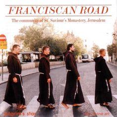 Comunidade franciscana do monastério de St. Saviour.