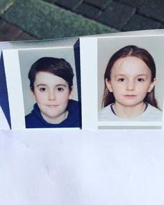 Lol even kids look like convicts in passport photos! #florida #passport #mostwanted