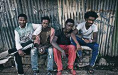 Shoeshine - Shoeshine Boys, Ethiopia
