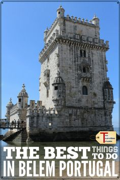 You really must visit Belem when you are in Lisbon.  Find out the best things to do in Belem Portugal including tips for visiting Belem Tower and Jeronimos Monastery.   Belem Tower Lisbon   Belem Portugal Belem Pasteis   Lisbon Belem Tower   Jeronimos Monastery Lisbon   Jeronimos Monastery Portugal   Belem Food   Belem Lisbon Portugal   Lisbon Portugal Travel   Lisbon Portugal Things to Do In   Lisbon Portugal Photography #towerofbelem #jeronimosmonastery