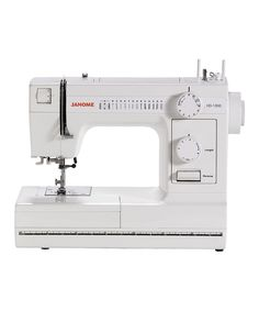 Love this Heavy-Duty HD1000 Sewing Machine by Janome on #zulily! #zulilyfinds