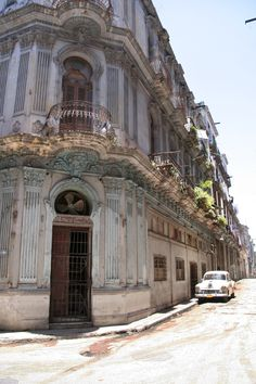 The Guide to Cuba the upcoming Caribbean Jewel for business and pleasure Varadero, Cienfuegos, Cuban Architecture, Beautiful Architecture, Cuba Travel, Beach Travel, Mexico Travel, Spain Travel, Places To Travel