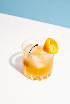 Cocktail Stock Photos by CAMERON WHITMAN [Royalty-Free Stock Photos] Bramble Cocktail, Sour Cocktail, Whiskey Sour, Orange Slices, Light And Shadow, Food Styling, Whisky, Gin, Frozen