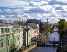 The Mariinsky theatre, St.-Petersburg, Russia