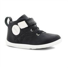Shoes Black Bobux Hi-top