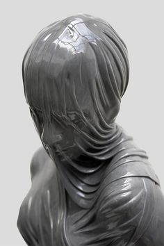 Veiled Sculptures by Kevin Francis Gray | Inspiration Grid | Design Inspiration
