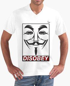 Camiseta Disobey B