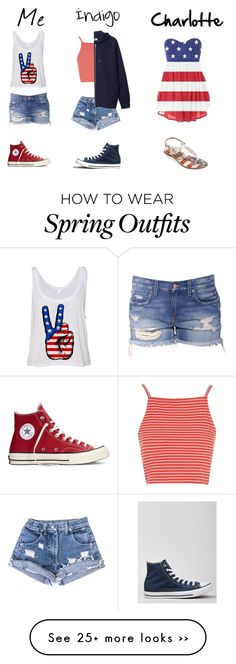 """Fourth of July Outfits"" by kimcrouton on Polyvore"