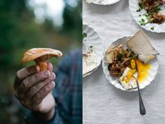 A guide to mushroom foraging | Cannelle et Vanille | Fried Eggs & Mushrooms