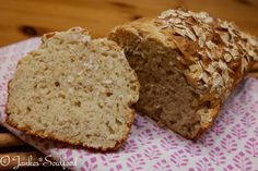 Irish Bread: Schnelles Dinkelbrot ohne Hefe - Jankes Soulfood