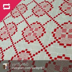 Love how this turned out @Susan Caron Caron Caron Ache ! #apqquiltalong
