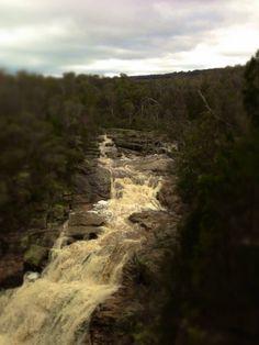 Woolshed Falls, Beechworth, Victoria, Australia
