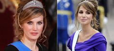 Letizia Vs. Rania - Blogs de Princesa LZ