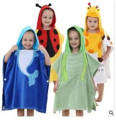 You will love this one: Children 's New B... Buy this now or its gone! http://jagmohansabharwal.myshopify.com/products/children-s-new-bathrobe-cute-modeling-baby-super-soft-cotton-cape-towel-increase-water-bath-towels?utm_campaign=social_autopilot&utm_source=pin&utm_medium=pin