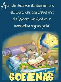 Geniet ń wonderlike nagrus. Good Night Blessings, Good Night Wishes, Good Night Sweet Dreams, Good Night Quotes, Day Wishes, Evening Greetings, Evening Quotes, Afrikaanse Quotes, Goeie Nag