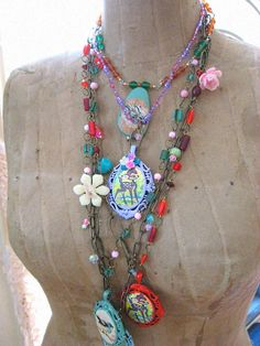 deerly necklace