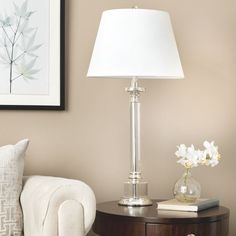 Pacific Coast x8518 Set of 2 Quad Stacked Crystal Table Lamps | New ...