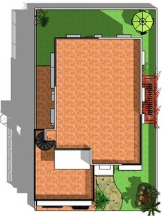 Modern 2 Storey w/ Roofdeck - House Designer and Builder 3 Storey House Design, 2 Storey House, Construction Contract, Exterior Design, House Plans, House Ideas, Layout, How To Plan, Modern