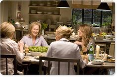 Meryl's kitchen in It's Complicated
