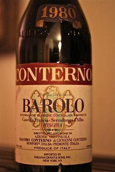 Amazing 1980 Barolo #wine #winetour #travel    winetour4u@gmail.com