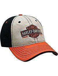 Harley-Davidson Men's Ballcap - Long Bar and Shield Overseas Tour - - Hats & Caps, Men's Hats & Caps, Baseball Caps Caps Harley Davidson New Bike, Cap Store, Man Weave, Cool Hats, Country Outfits, Mens Caps, Hats For Men, Mens Fashion, Baseball Caps