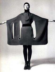 1960s, Pierre Cardin(via Wear / Colette Patterns)