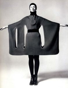 1960s, Pierre Cardin (via Wear / Colette Patterns)