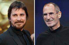 Christian Bale pode interpretar Steve Jobs em nova biografia >> http://glo.bo/1pi71WQ