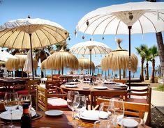 Buena cocina y maravillosas vistas al mar Mediterráneo