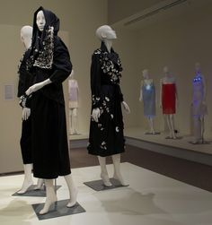 Shifting Paradigms:  Fashion + Technology at the Kent State University Museum in the Broadbent Gallery through Aug. 31, 2014.
