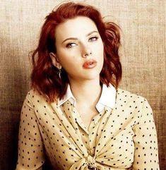 for-redheads — Scarlett Johansson Scarlett And Jo, Black Widow Scarlett, Black Widow Natasha, Scarlett Johansson Red Hair, Natasha Romanoff, Elizabeth Olsen, Geek Girls, Gal Gadot, Belle Photo