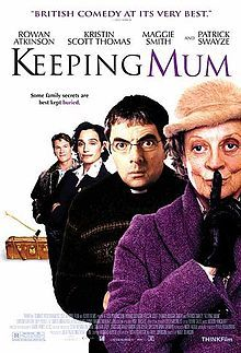 Keeping Mum on DVD from ThinkFilm. Directed by Niall Johnson. Staring Kristin Scott Thomas, Rowan Atkinson, Maggie Smith and Patrick Swayze. More International, Comedy and European DVDs available @ DVD Empire. Maggie Smith, Kristin Scott Thomas, Patrick Swayze, Little Dorrit, Movies Worth Watching, British Comedy, Epic Fail Pictures, Comedy Films, Netflix Movies