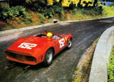 1962, 46th Targa Florio . Circuito Piccolo delle Madonie. The winner Ferrari Dino 246 SP at the photo drived by Ricardo Rodríguez (Rodríguez, Mairesse, Gendebien)  Who is the author of this photo?