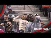 #Funny #Dance #Battle Between Usher And Young Fan At #Pistons #Game