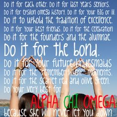 Senior Love: Cal Poly SLO, Alpha Chi Omega