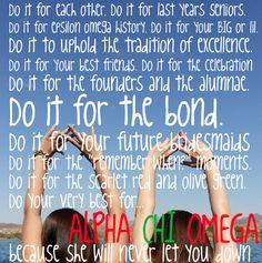 Senior Love: Cal Poly SLO, Alpha Chi Omega